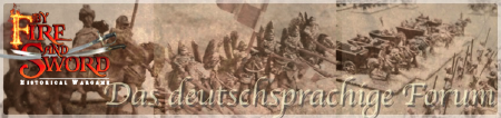 By Fire and Sword - Das deutschsprachige Forum